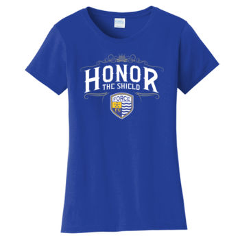 Honor - Ladies Fan Favorite Tee Thumbnail