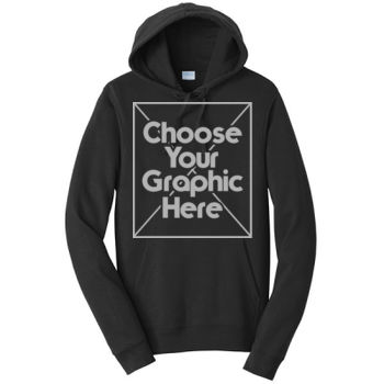 Make Your Own - Adult Fleece Hoodie Thumbnail
