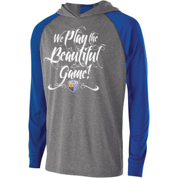 Beautiful Game - Holloway Adult Echo Hoodie Thumbnail