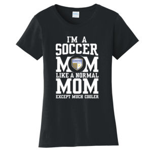 Soccer Mom - Ladies Fan Favorite Tee Thumbnail