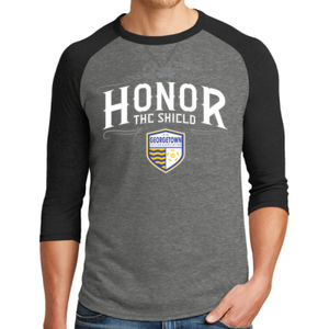 Honor - Alternative Dugout 3/4 Sleeve Vintage 50/50 Tee  Thumbnail