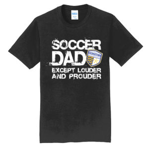 Prouder Soccer Dad - Fan Favorite Tee  Thumbnail