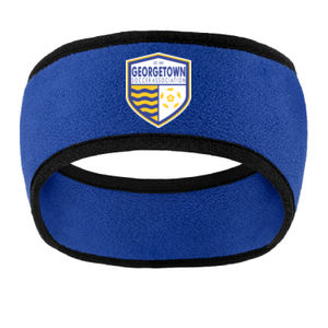 Port Authority® Two-Color Fleece Headband  Thumbnail