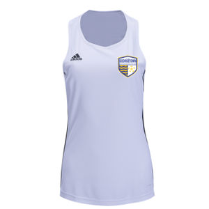 Left Crest - Adidas Women's Core 18 Tank   Thumbnail