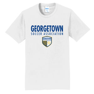 Georgetown SA - Royal w/ Crest - Fan Favorite Tee  Thumbnail