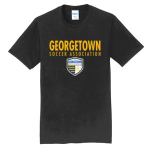 Georgetown SA - Gold w/ Crest - Fan Favorite Tee  Thumbnail