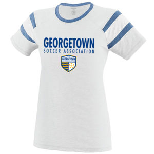 Georgetown SA - Royal w/ Crest - Fanatic Tee  Thumbnail